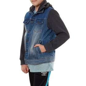 Boys - Quinn Denim Jacket For Boys