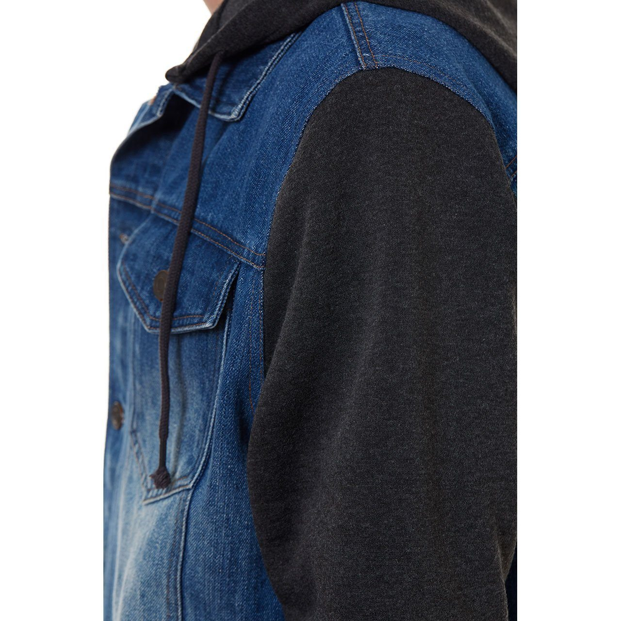 Denim Jackets - Quinn Denim Jacket