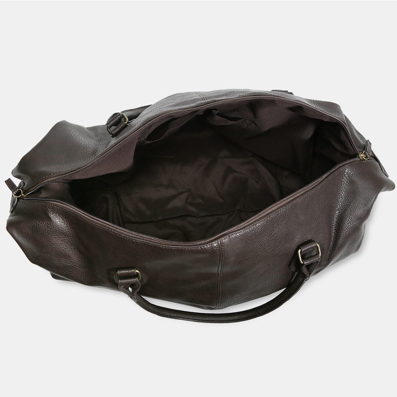 Duffle Bag - Gunner Vegan Leather Duffle Bag