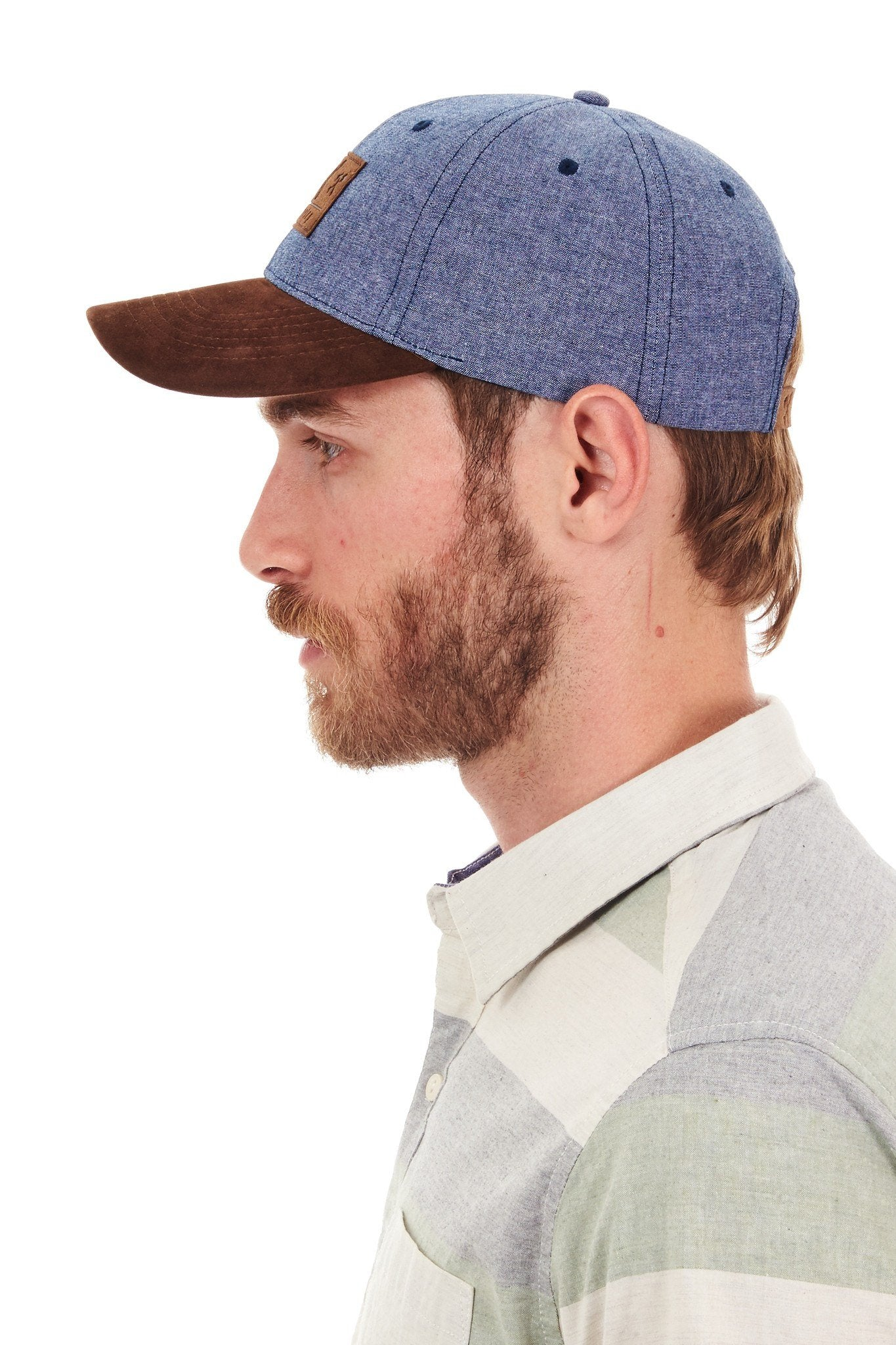 Hats - Grayson Curved Brim Hat