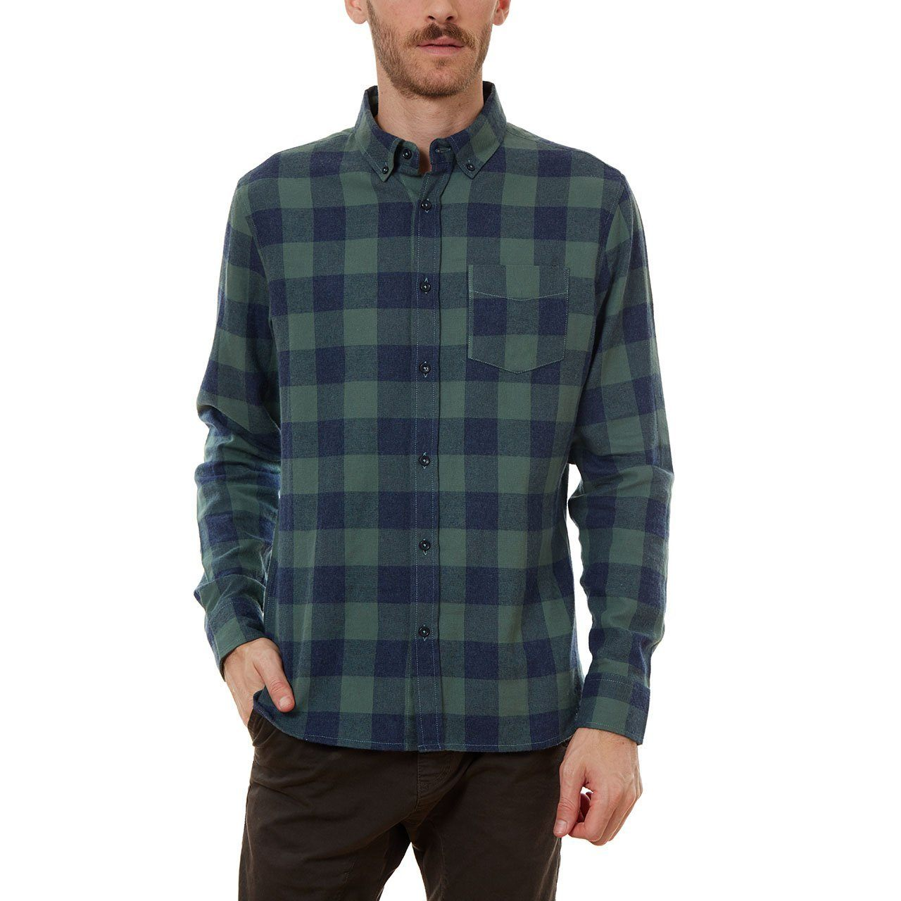 Long Sleeve Shirt, Shirt - Roy Shirt