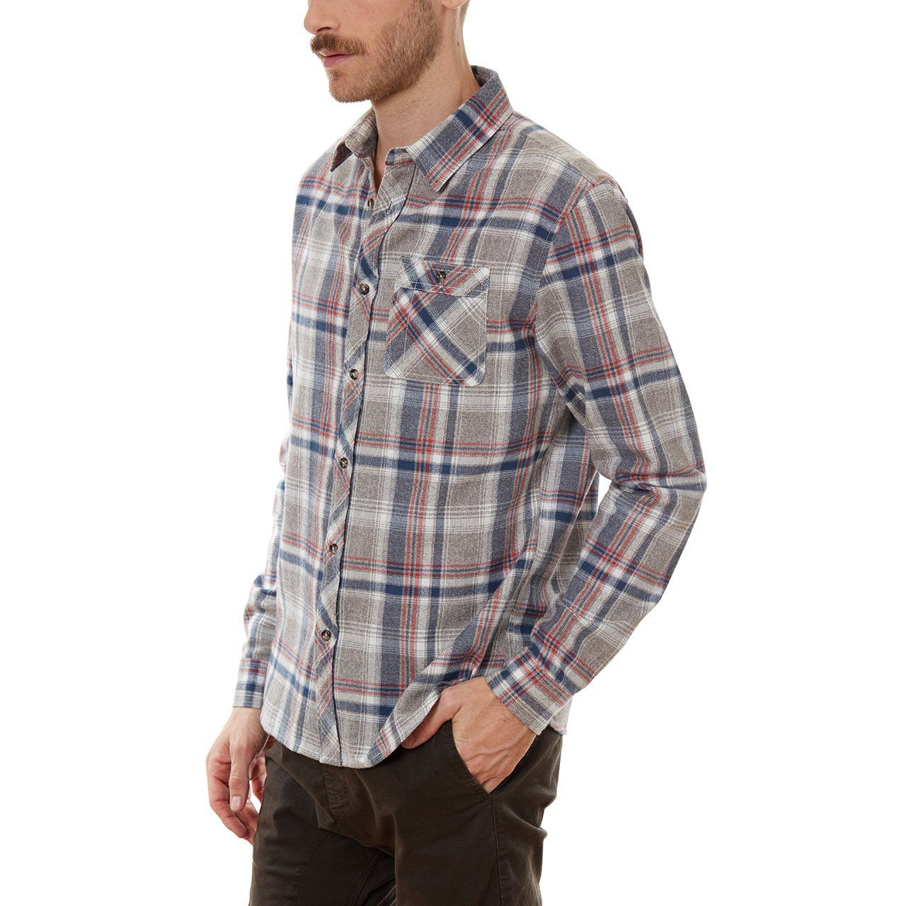 Long Sleeve Shirt, Shirt - Troy Shirt