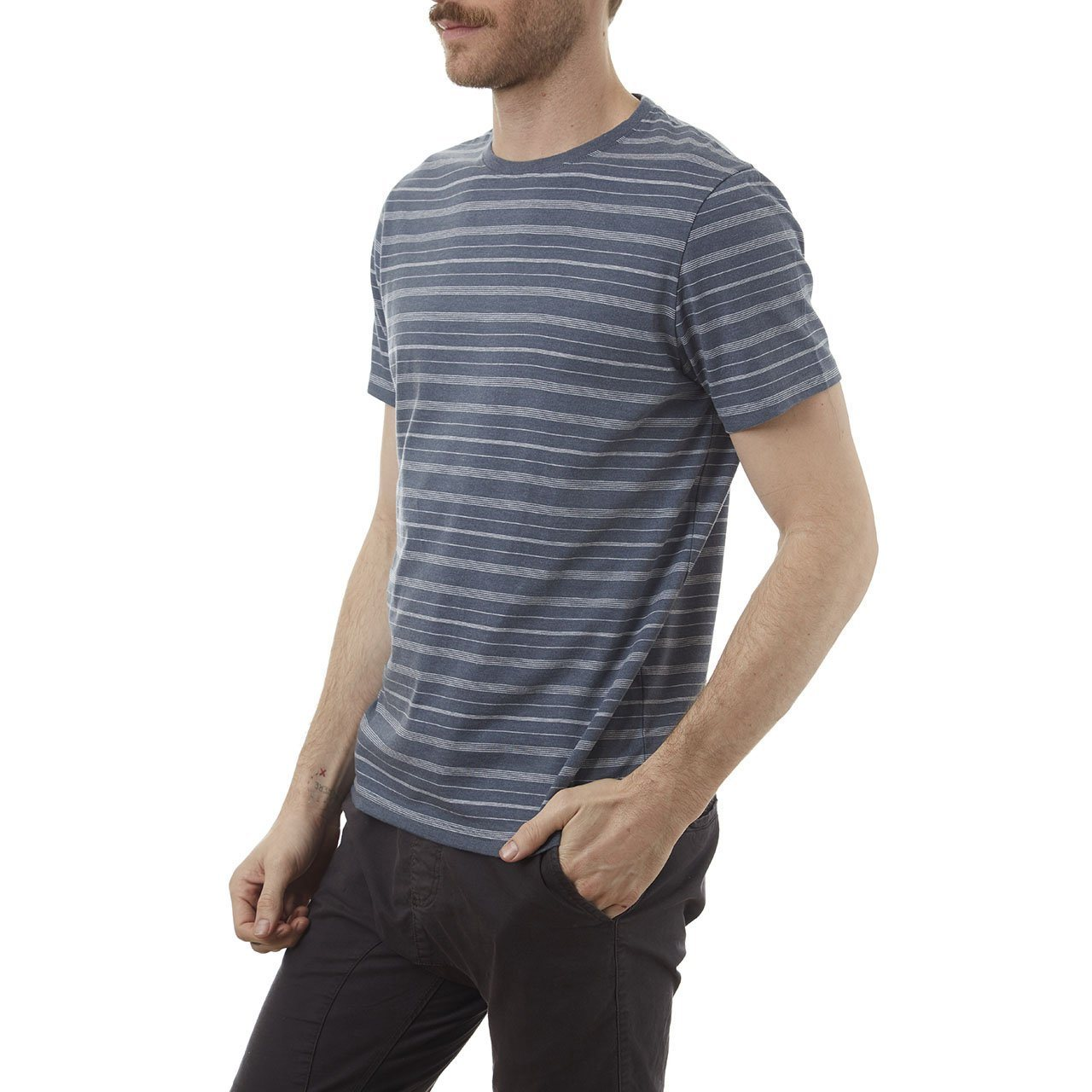 Short Sleeve Tee - Oscar Striped Tee