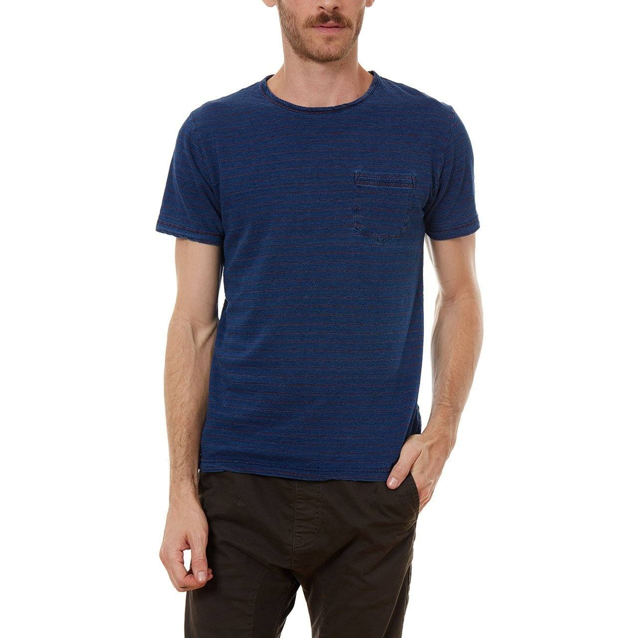 Short Sleeve Tee - Pierce Jacquard Tee