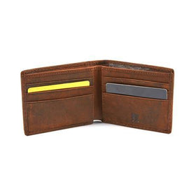 Wallet - Otto Leather Bi-Fold Wallet