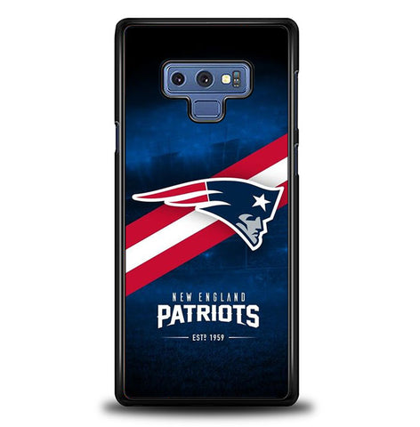 New England Patriots  Samsung Galaxy Note 9 Case SS1436