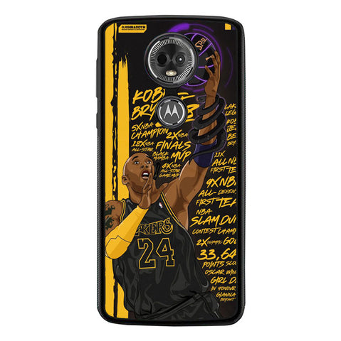 los angeles lakers Motorola Moto E5 Plus , Moto E5 Supra , Moto E Plus ( 5th Gen 2018 ) Case SS1749
