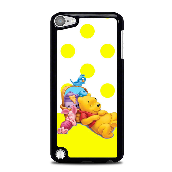 winnie the pooh L0016a iPod Touch 5 Case