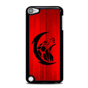tribal wolf L0029a iPod Touch 5 Case