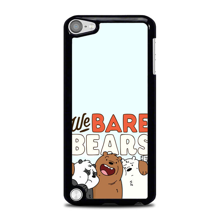 We Bare Bears Together L0031 iPod Touch 5 Case