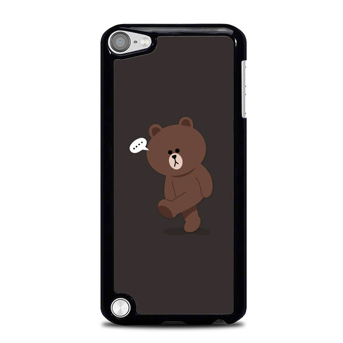 Brown Line L0035 iPod Touch 5 Case
