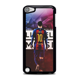 Barcelona Messi L0043 iPod Touch 5 Case