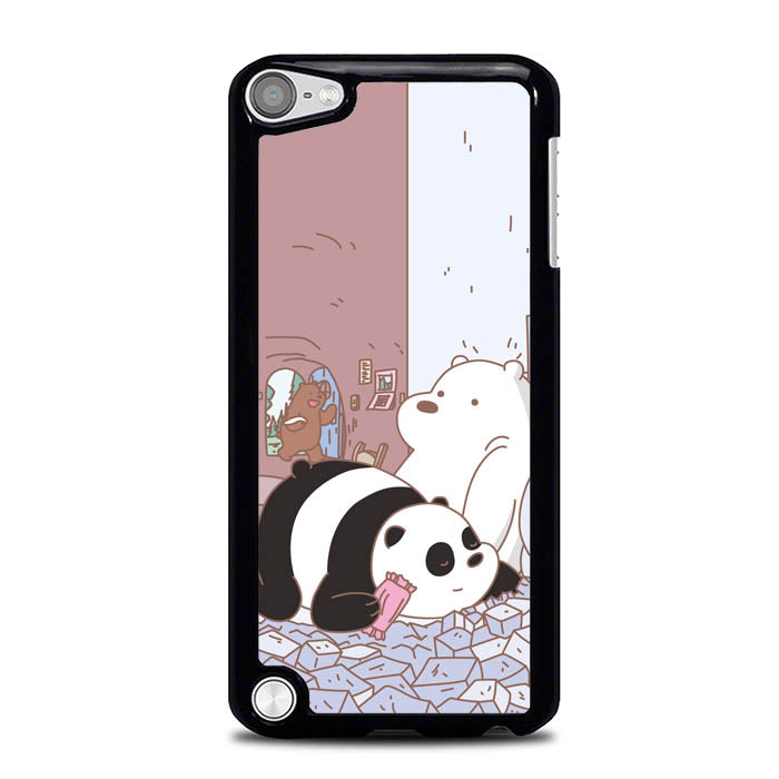 We Bare Bears Funny L0072 iPod Touch 5 Case