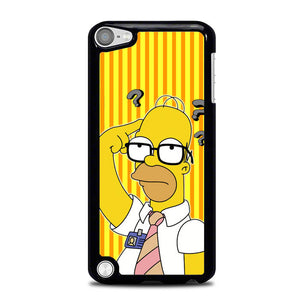 simpsons L0074a iPod Touch 5 Case