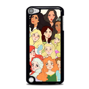 All Princesss Disney L0111 iPod Touch 5 Case