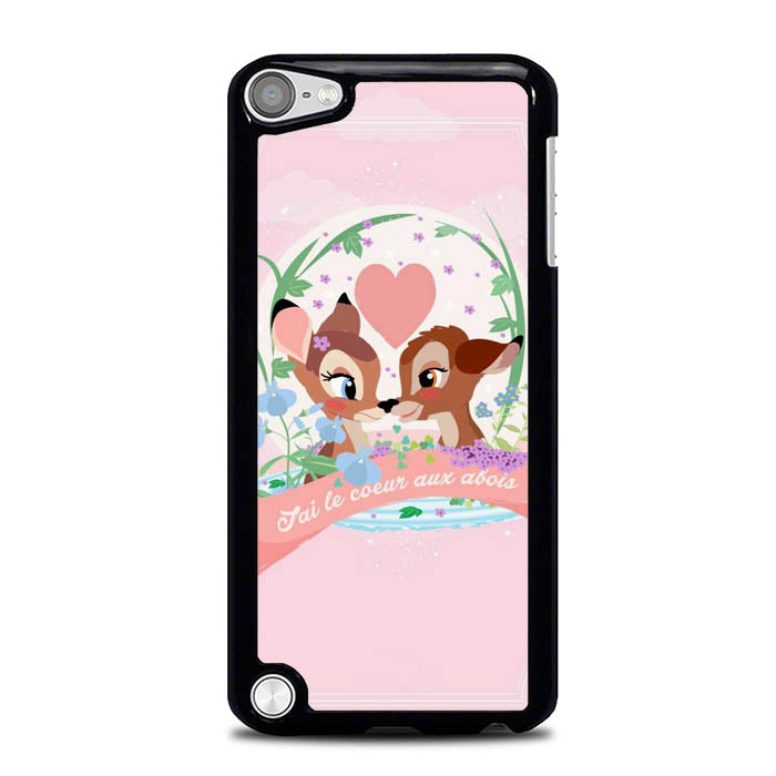 Bambi Couple Love L0115 iPod Touch 5 Case