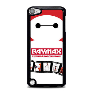 baymax hiro L0128 iPod Touch 5 Case