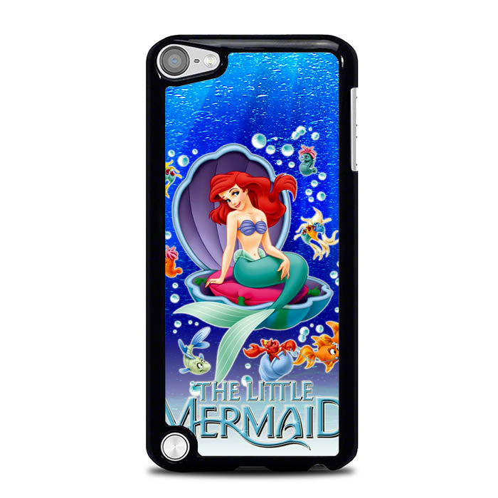 ariel mermaid L0139a iPod Touch 5 Case