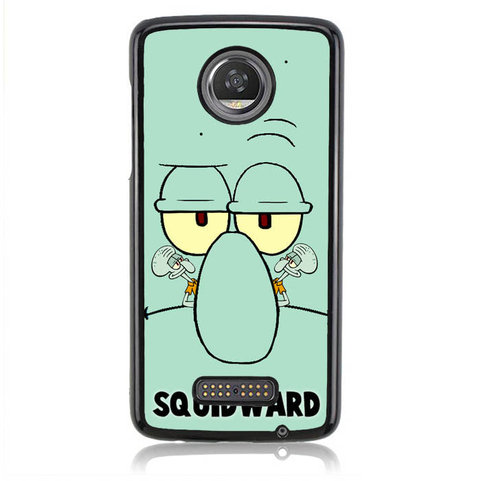 squidward L0201a Moto Z2 Play Case