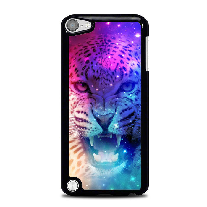 tiger galaxy L0222a iPod Touch 5 Case