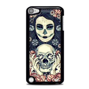 Smooking Skull L0260 iPod Touch 5 Case