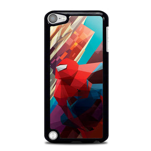 Spiderman Wallpaper L0266 iPod Touch 5 Case