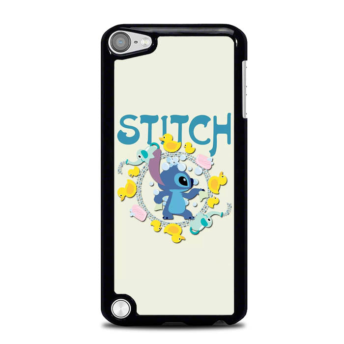 Stitch With Duck L0278 iPod Touch 5 Case