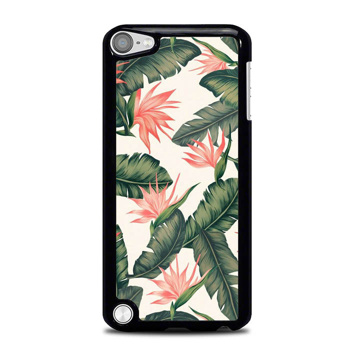 Tropical Flower L0284 iPod Touch 5 Case