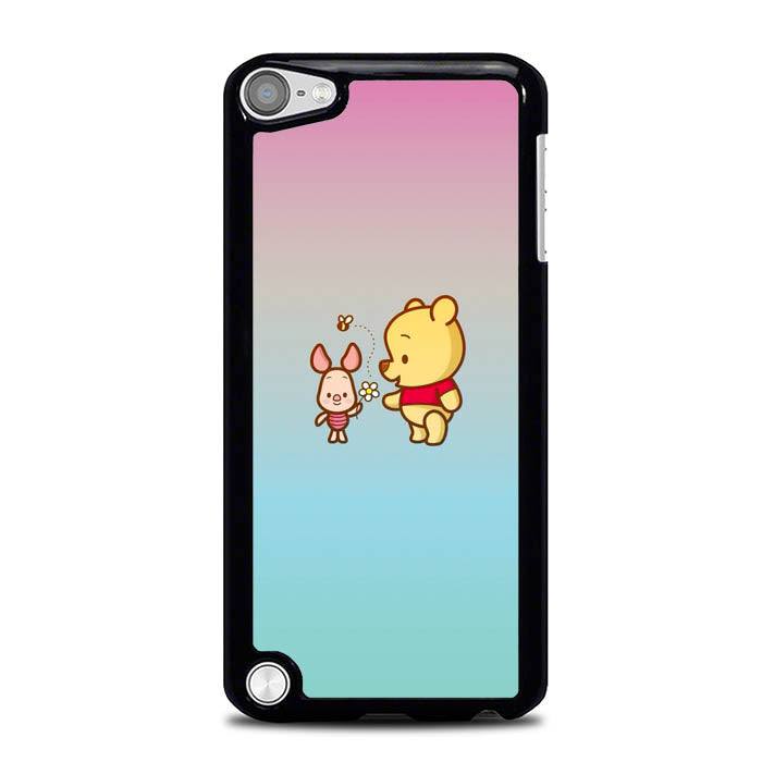 Winnie The Pooh And Piglet Simple L0293 iPod Touch 5 Case