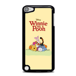 Winnie The Pooh With Friends L0297 iPod Touch 5 Case