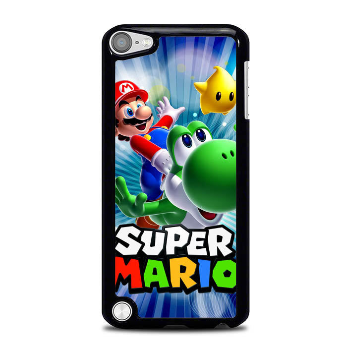 super mario L0367a iPod Touch 5 Case