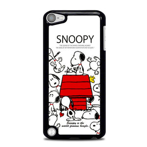 Snoopys Mood L0436 iPod Touch 5 Case