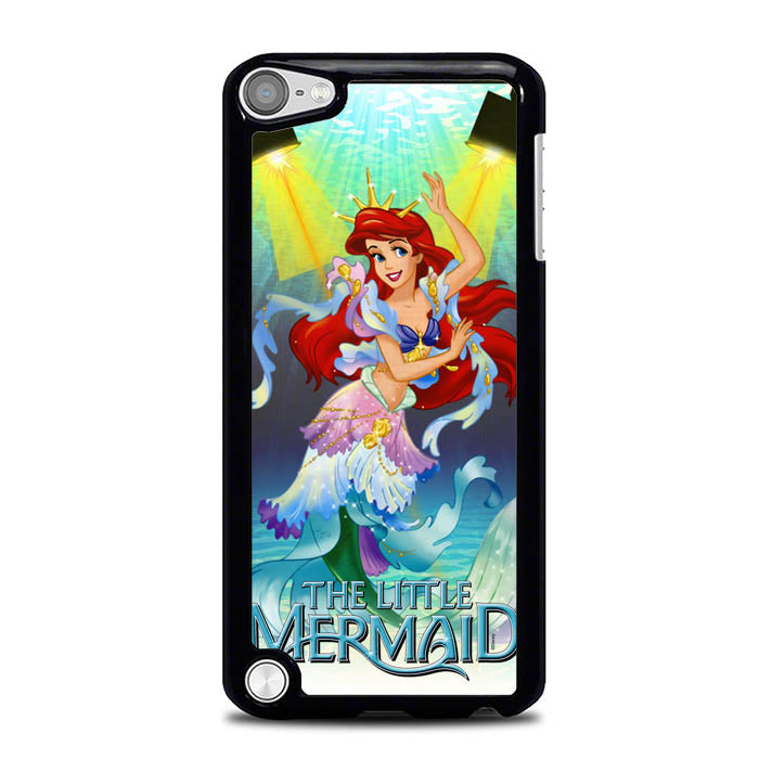 the little mermaid dance L0436a iPod Touch 5 Case