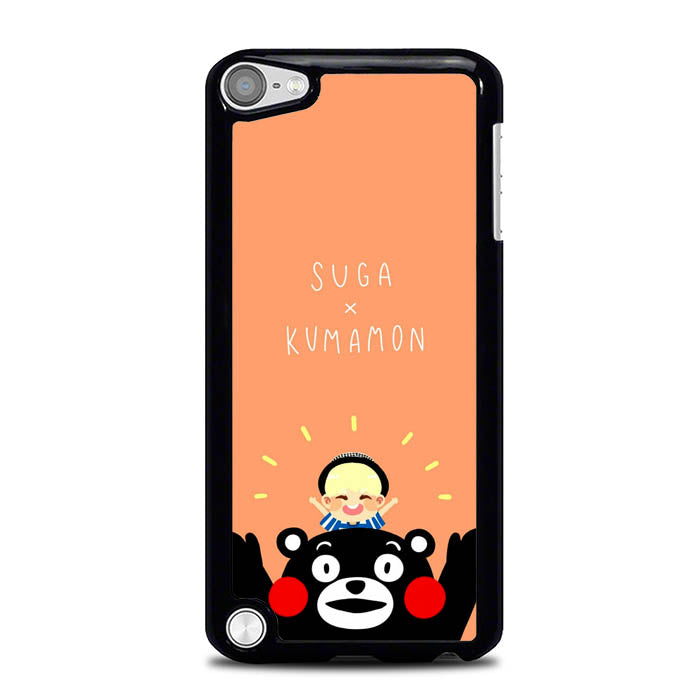 Suga X Kumamon L0439 iPod Touch 5 Case