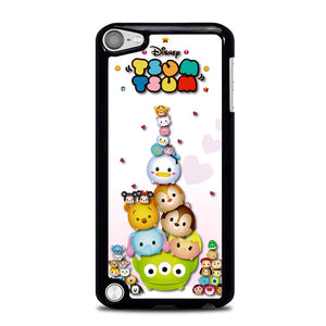 Tsum Tsum Disney Character L0453 iPod Touch 5 Case