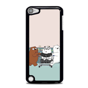 We Bare Bears Shock Face L0465 iPod Touch 5 Case