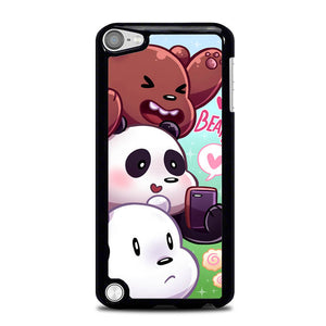 We Bare Bears So Funny L0466 iPod Touch 5 Case