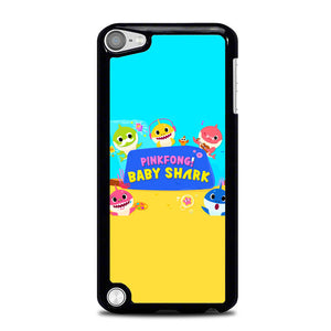 Baby Shark Pink Fong L0476 iPod Touch 5 Case