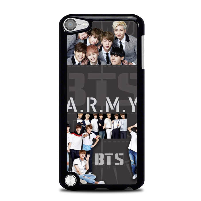 BTS Army Kpop L0480 iPod Touch 5 Case