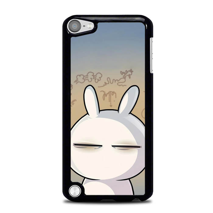 Cartoon Character Flat Wallpaper L0485 iPod Touch 5 Case