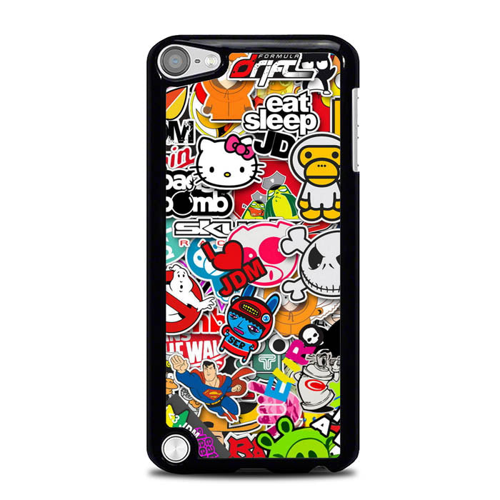 Sticker Wallpaper L0571 iPod Touch 5 Case