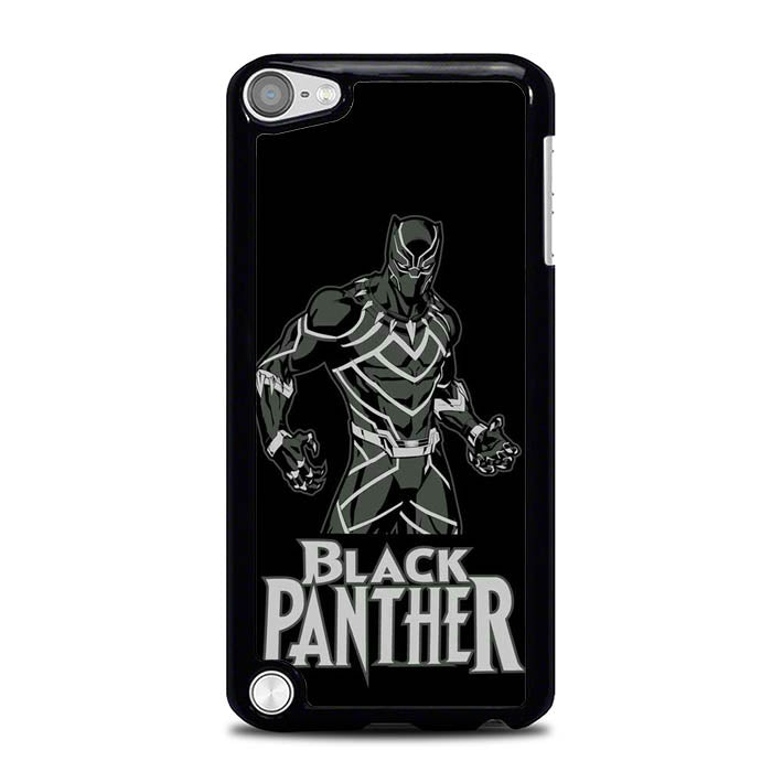 Black Panther Simple L0597 iPod Touch 5 Case