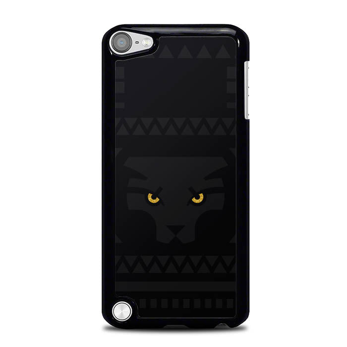 Black Panther Wallpaper L0598 iPod Touch 5 Case