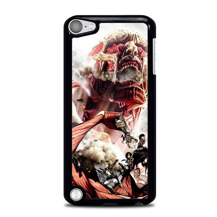 attack on titan L0599a iPod Touch 5 Case