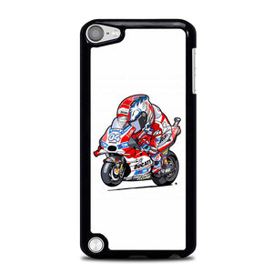 Andrea Dovizioso Animated L0600 iPod Touch 5 Case
