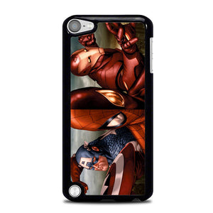 superheroes L0641a iPod Touch 5 Case