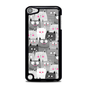 Cat Series Wallpaper L0714 iPod Touch 5 Case