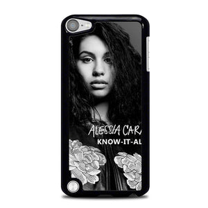 alessia cara black and white L0937 iPod Touch 5 Case
