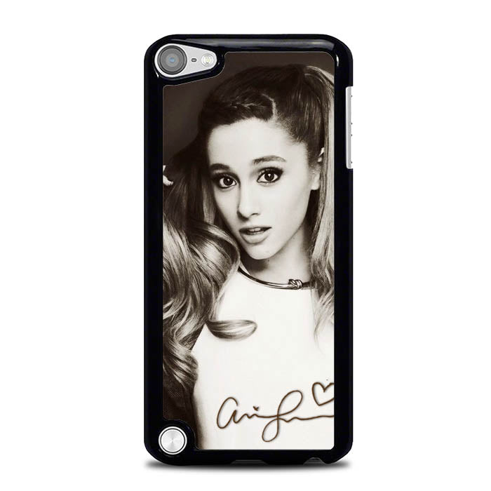 ariana grande shoot L0966 iPod Touch 5 Case