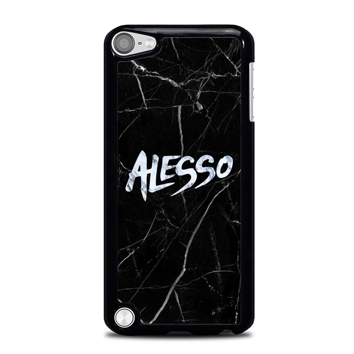alesso black logo L0979 iPod Touch 5 Case